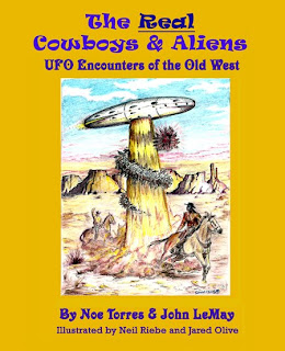 the real cowboys and aliens