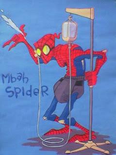 Kartun masa depan Spider-Man