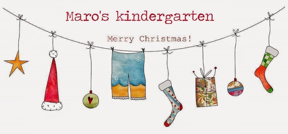 Maro's kindergarten