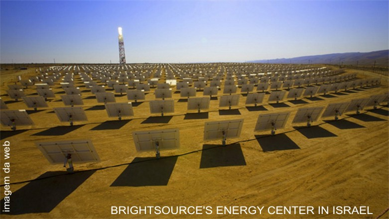 solar power plant in california. a solar energy power plant