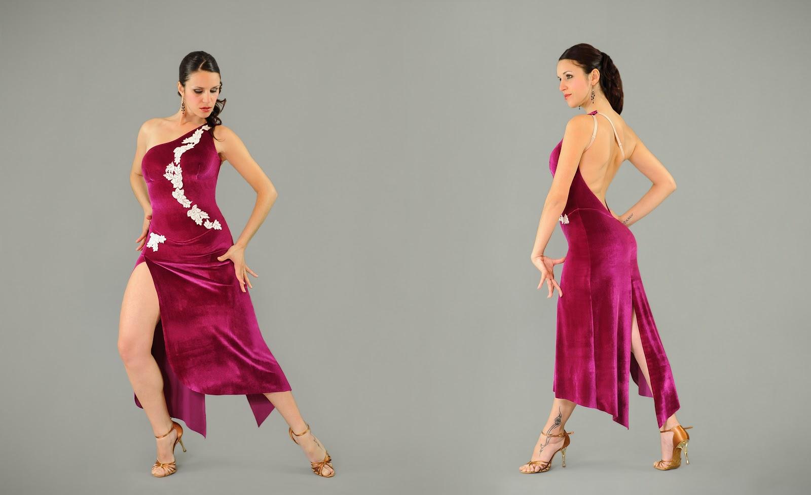 Платья Для Танго Фото