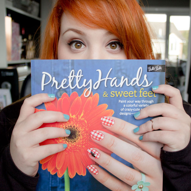 I Co-Wrote a Book... Introducing Pretty Hands and Sweet Feet! (& Win Your Own Copy)