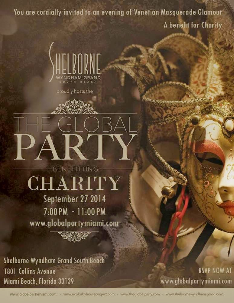 Upcoming Event: Global Party 2014!