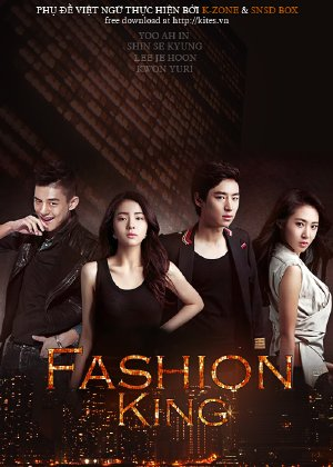 Vua Thi Trang VIETSUB - Fashion King (2012) VIETSUB - (20/20)