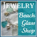 beach glass jewelry for sale on etsy