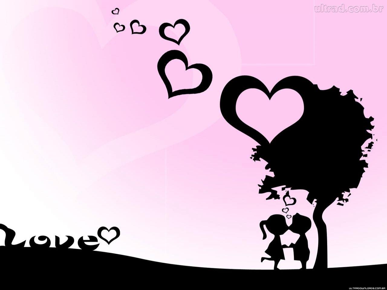 Papel De Parede Com Frases Romanticas