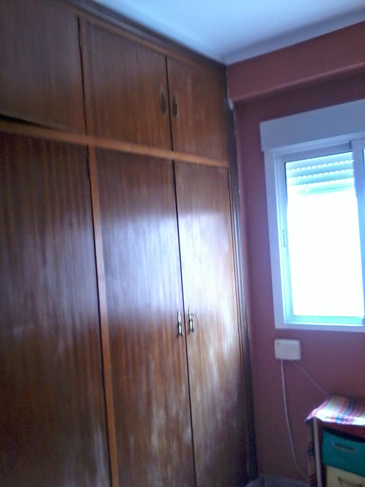 Juguetes de la infancia restauracion armario empotrado - Restaurar armarios antiguos ...