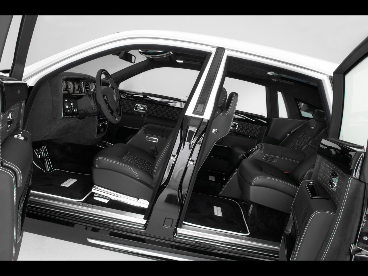 Rolls royce phantom interior car models for Rolls royce ghost interior