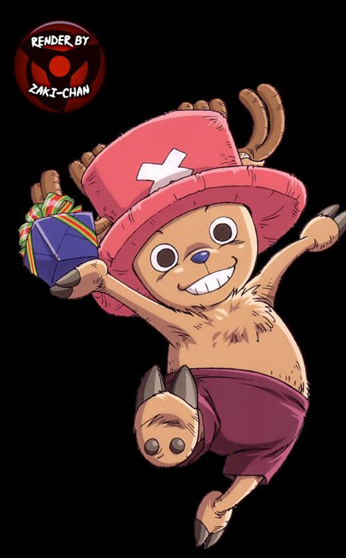 render Tony Tony Chopper + One Piece