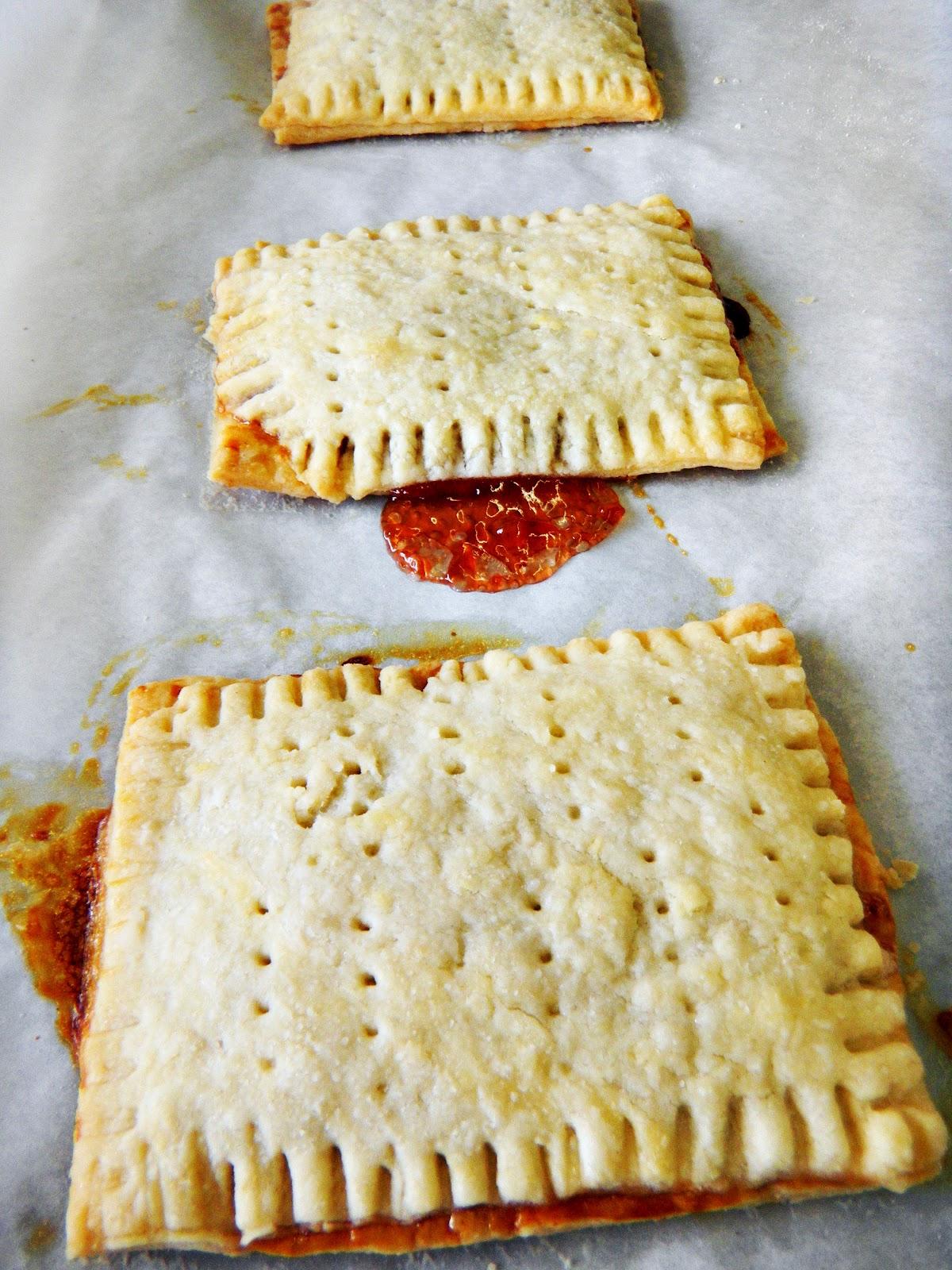 Pop Tarts Cherry On My Sundae - Smitten kitchen pop tarts