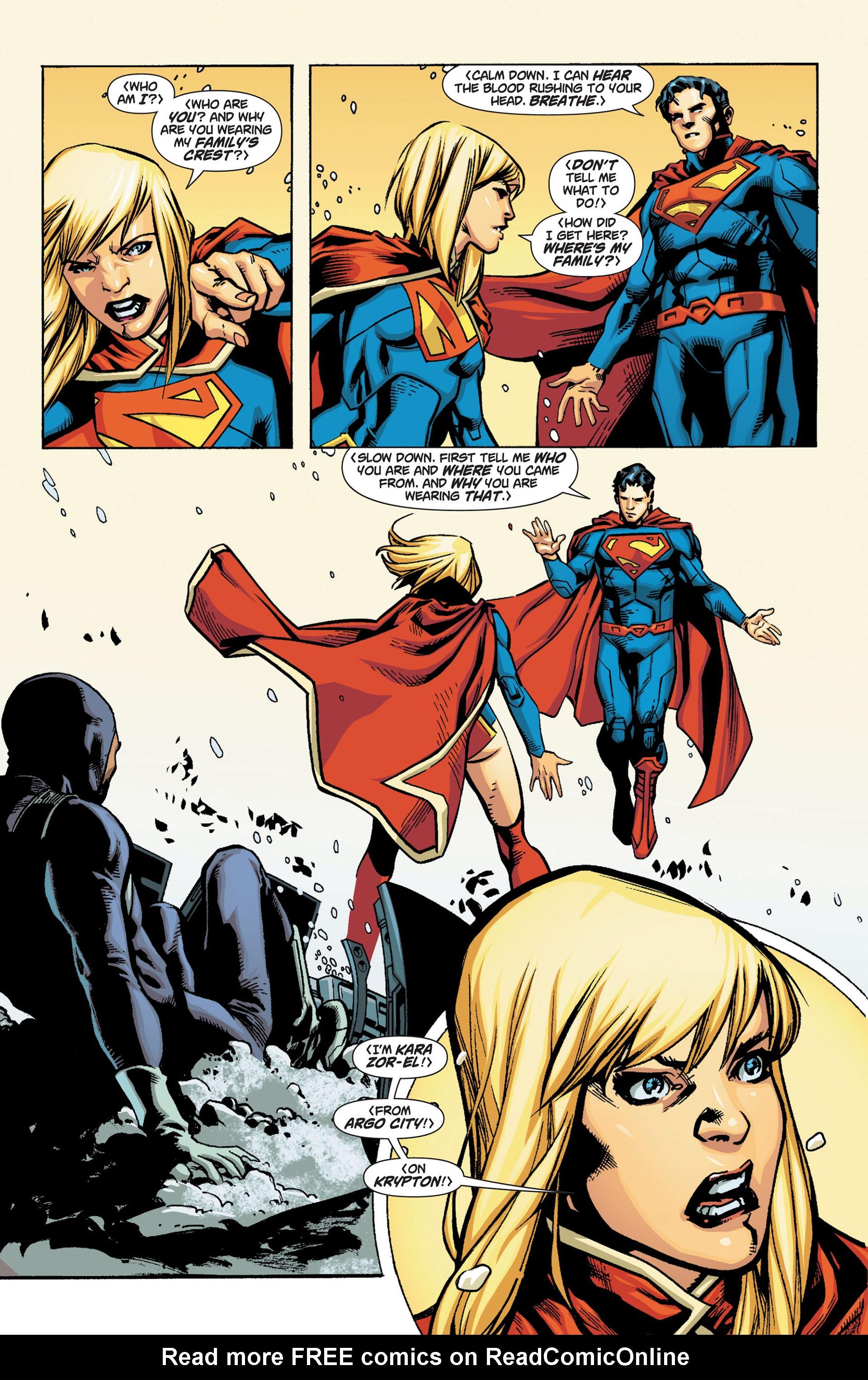 Supergirl (2011) Issue #2 #4 - English 4