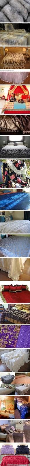 Glamorous sofa cover