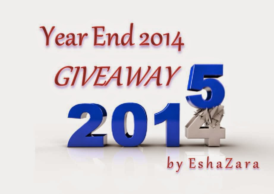http://eshazara.blogspot.com/2014/12/year-end-2014-giveaway-by-eshazara.html