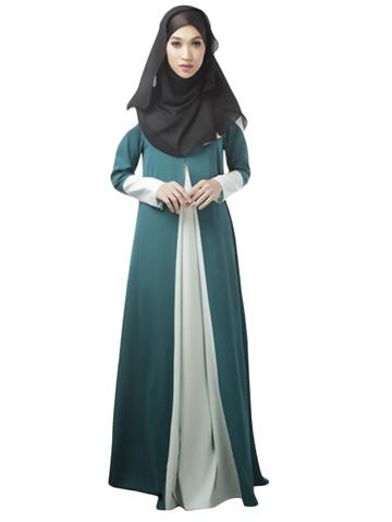 Model Baju Terbaru Untuk Wanita Hijab Edisi Lebaran Masa