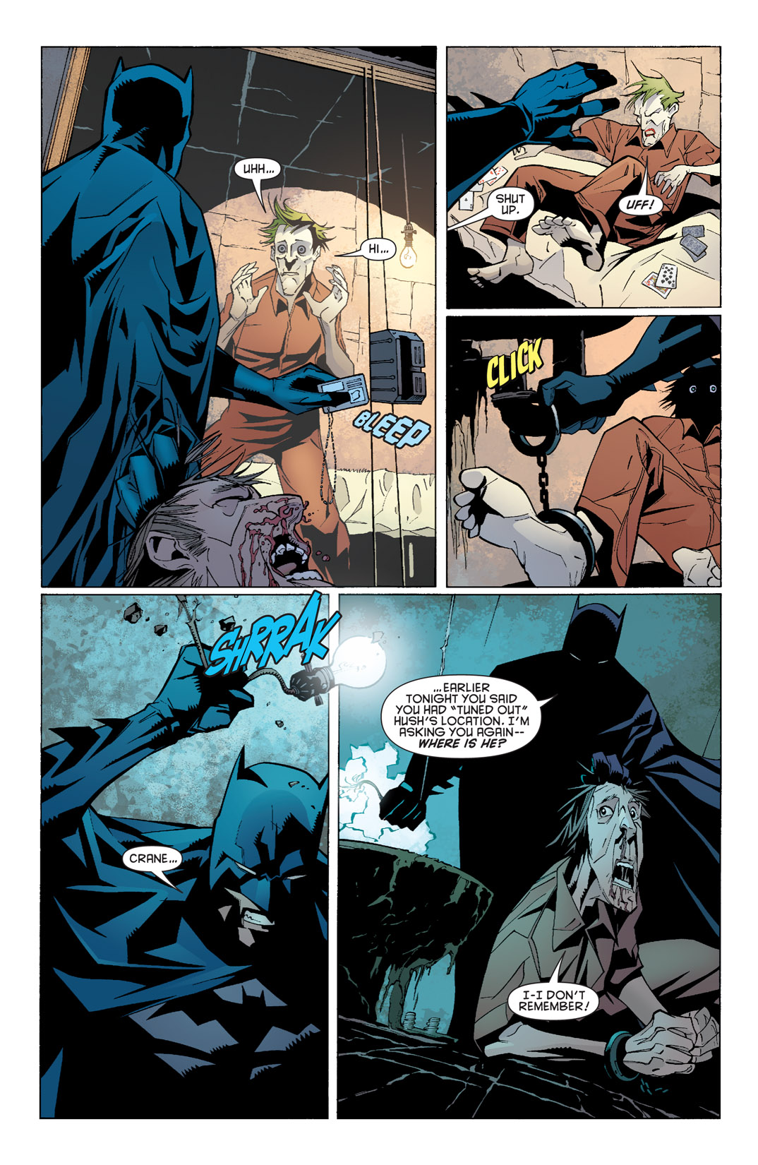 Detective Comics (1937) Issue #849 Page 3