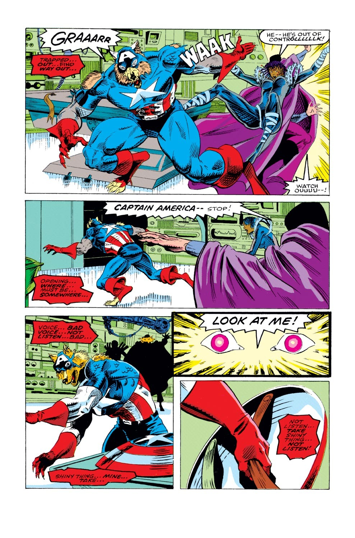 Captain America (1968) Issue #405 #354 - English 4