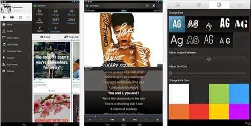 Cara Menampilkan Berbagai Isi Lirik Lagu Yang Sedang Didengar Di Android