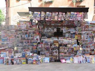 que vender en un kiosco de prensa o revistas maquinas loterias recargas