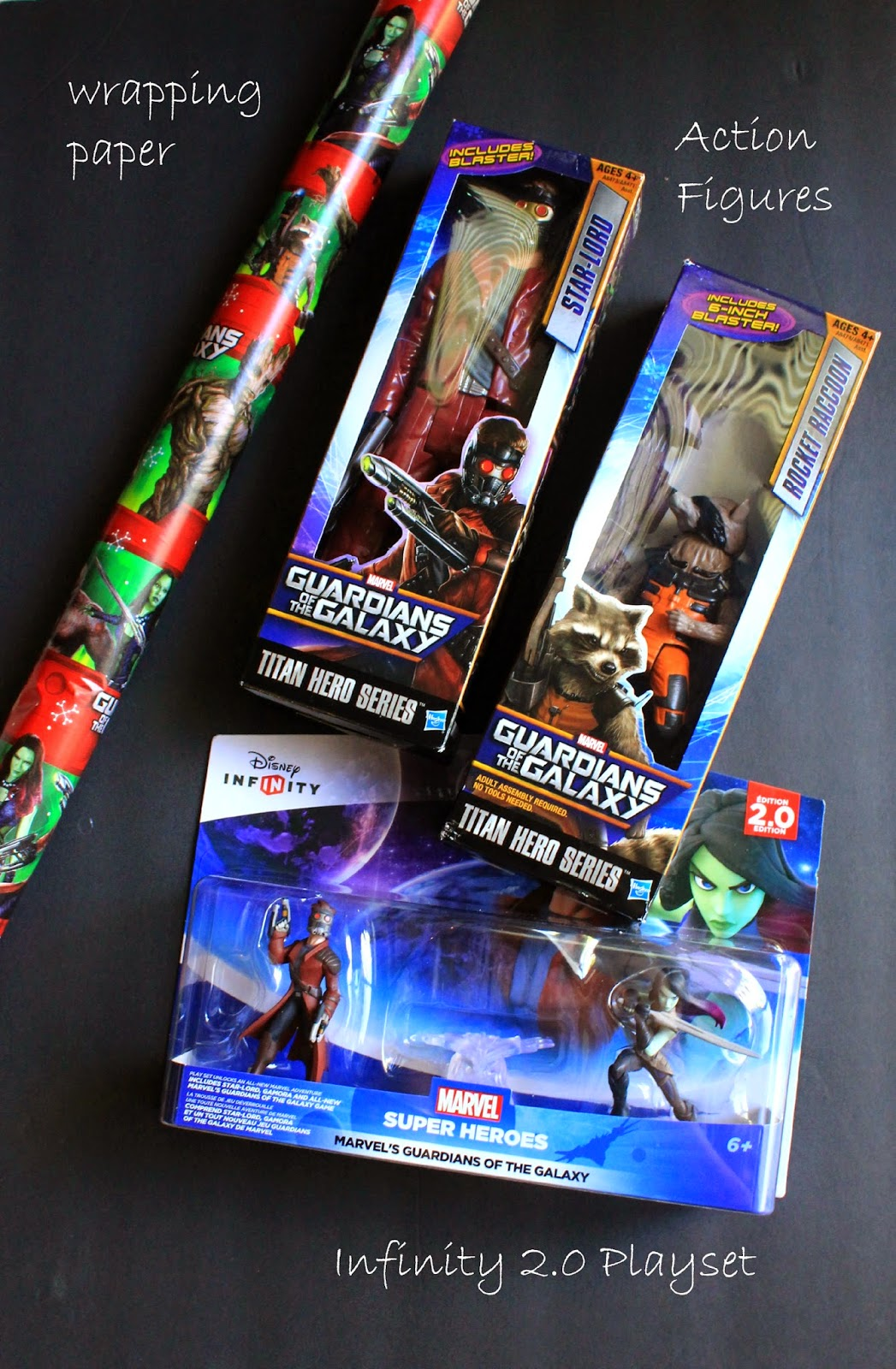 The Ultimate Holiday Gift Guide for a Guardians of the Galaxy Christmas!! #OwnTheGalaxy #ad