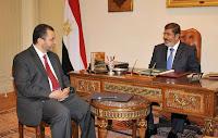 مصر: حكومة قنديل تضم 35 وزيرا بينهم 7 وزراء من حكومة الجنزورى