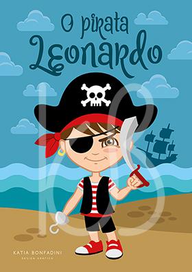 O pirata Leonardo