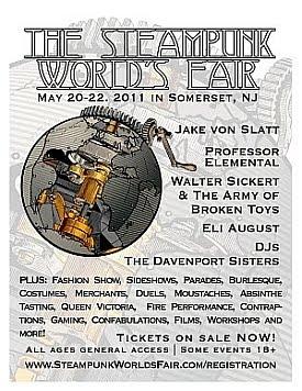 The Steampunk World\