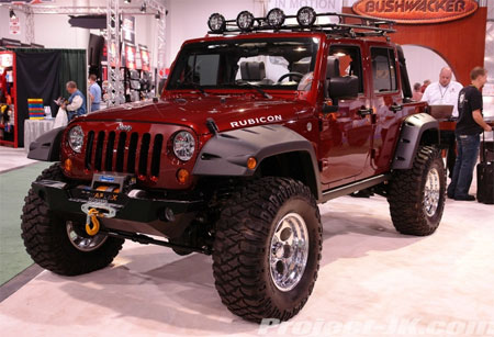 Cool Jeep Wrangler Accessories