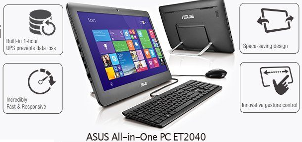 Asus ET2040IUK-BB015W 19.5-inch All-In-One Desktop at Rs. 19816 : Amazon