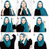 Foto Cara Memakai Jilbab Modern Bagi Pemula