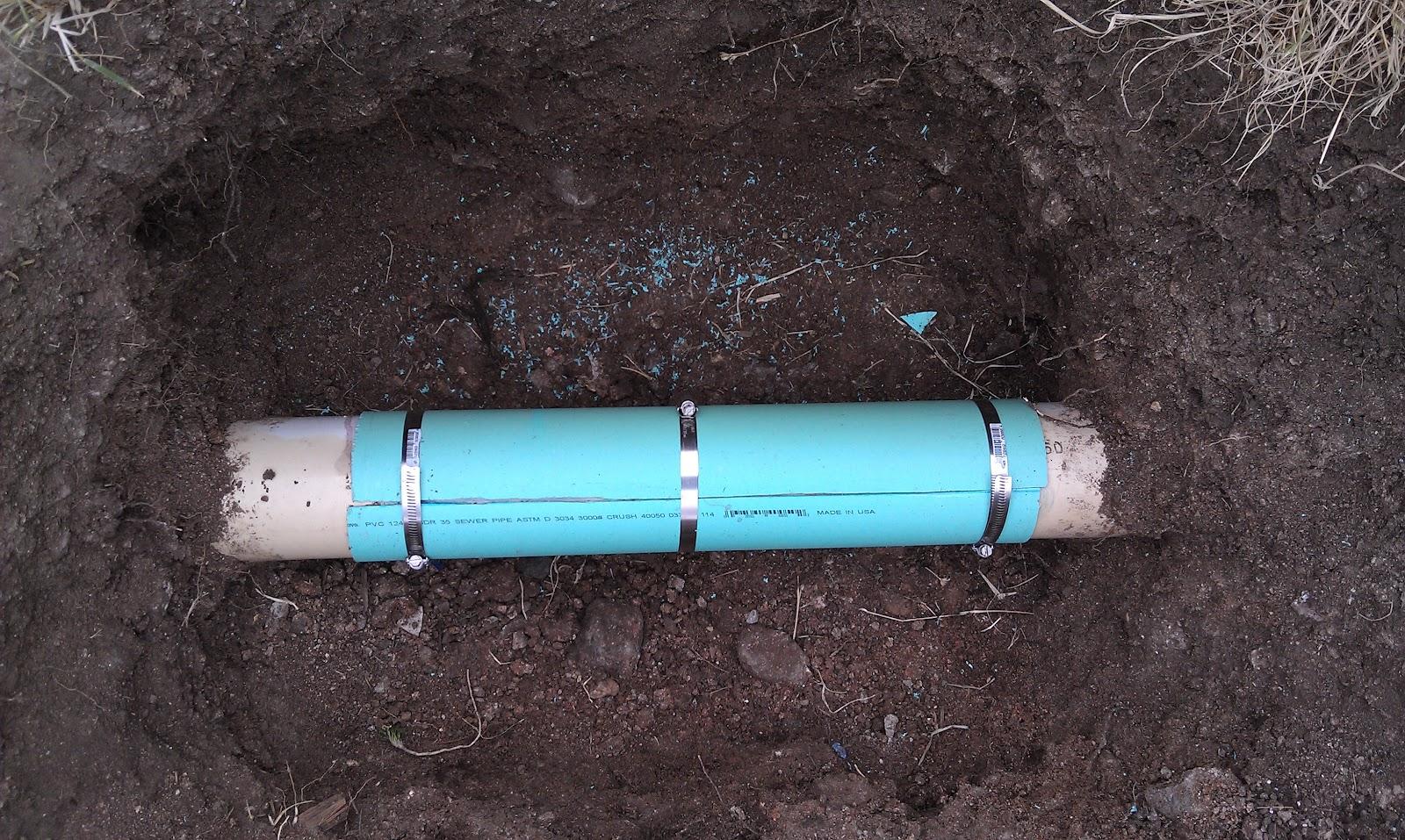 Pvc pipe repair bing images