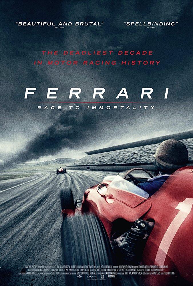 FERRARI: RACE TO IMMORTALITY (2017)