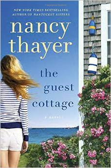 nancy thayer, the guest cottage, book review