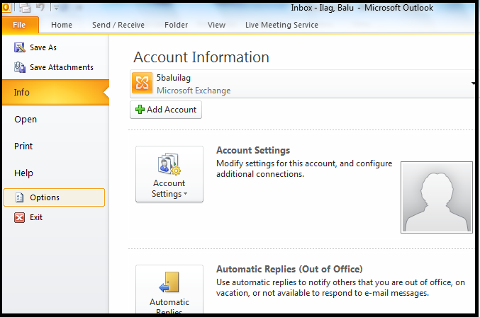 how to search emails in outlook 2010