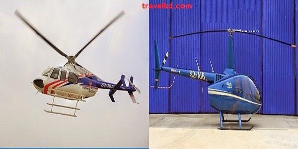Meghna Aviation-A top Bangladeshi helicopter rental company