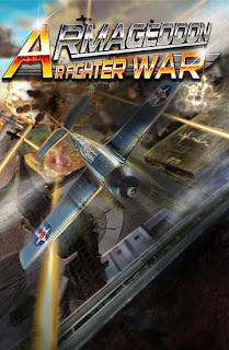 Screenshots of the Air fighter war: Armageddon for Android tablet, phone.