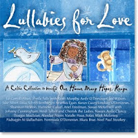 lullabies for love celtic cd cover