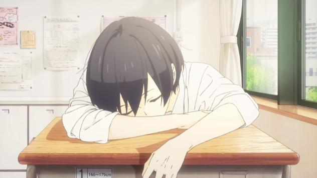 Staf Utama Untuk Anime 'Tanaka-kun' Diungkap Bersama Dengan Video Promosi