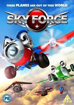 Cảnh Sát Bầu Trời - Sky Force 3D () Poster