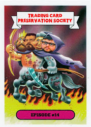 Trading Card Preservation Society Podcast