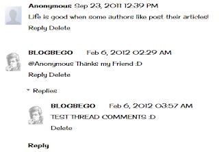 Cara Memodifikasi Thread Comment