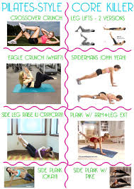 10 minute ab workout for women