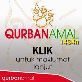 QURBAN AMAL 1434h