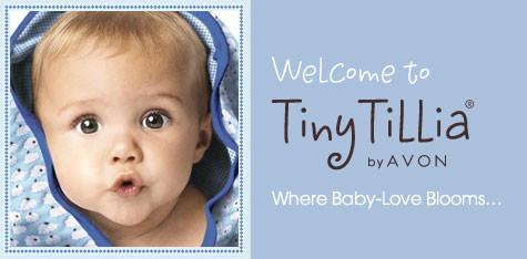 All About Beauty Avon Tiny Tillia Baby Blanket
