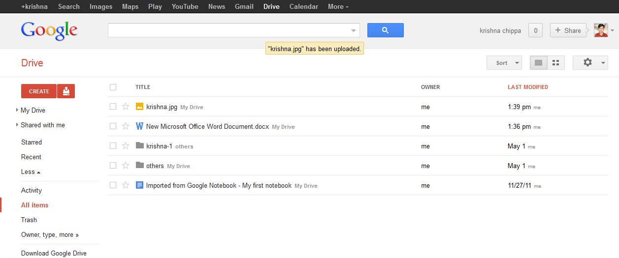 Store Your Files Safe in Google Drive
