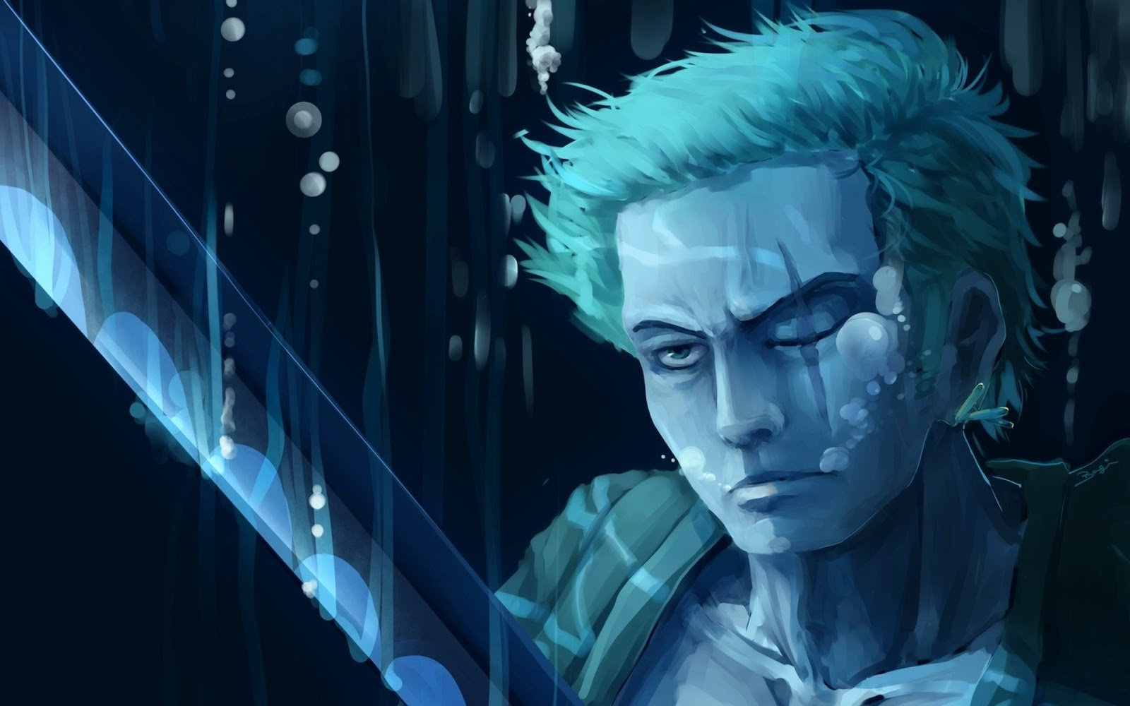 Wallpaper - Roronoa Zoro 309680