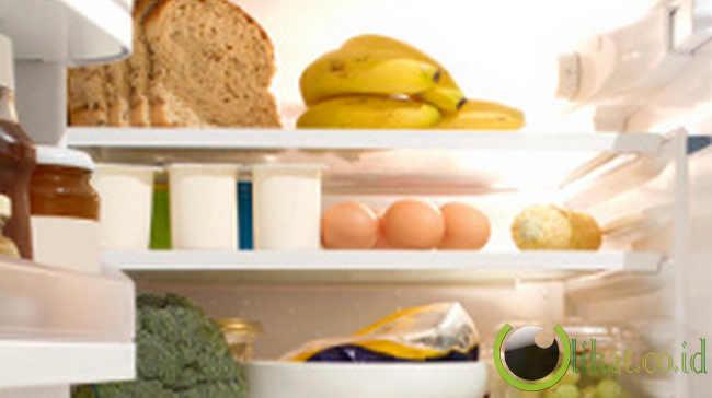 Jangan Sepelekan Cara Menyimpan Bahan Makanan di Kulkas