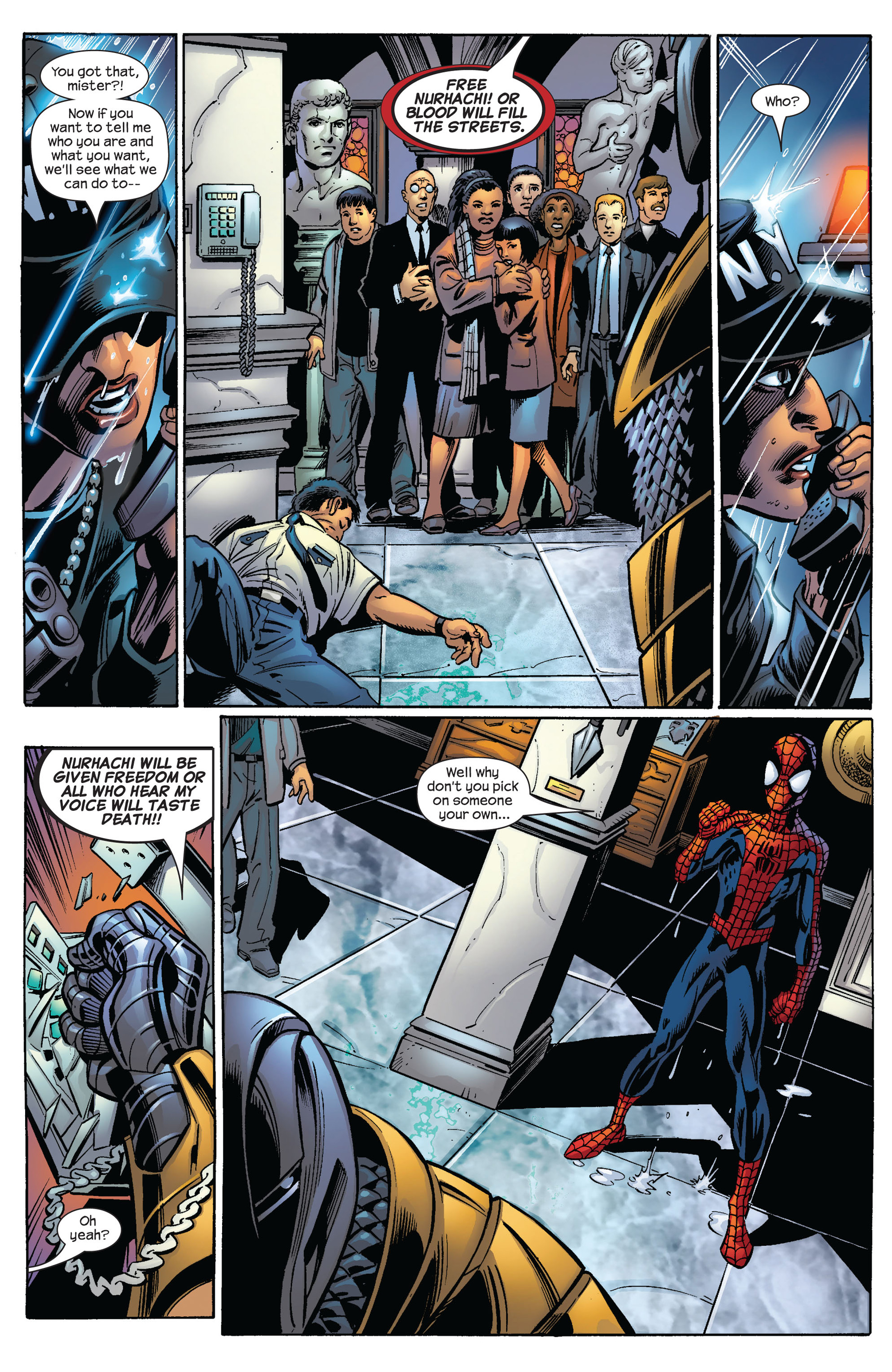 Ultimate Spider-Man (2000) Issue #60 #64 - English 10