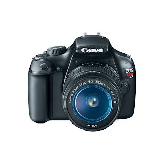 Christmas Canon Camera Deals 2012-Canon EOS Rebel T3