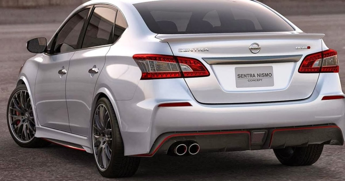 Nissan Sentra Nismo Concept: fotos, vídeo e especificações