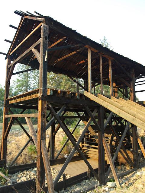 Sutter's Mill en Coloma